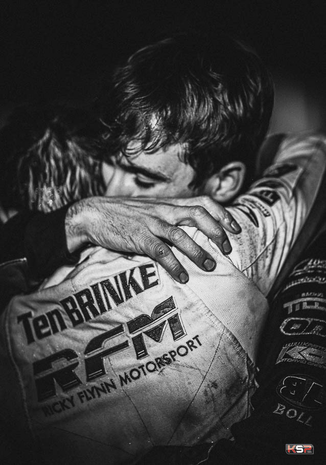 Thomas Ten Brinke and RFM feature in the best picture of the 2019 FIA Karting season